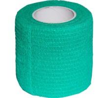 Luxsan бинт самофиксирующийся 5*450 см, зеленый