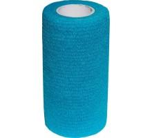 Luxsan бинт самофиксирующийся 10*450 см, голубой