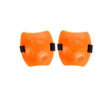 Doglike наколенники Handler для профессиональной экипировки, оранжевые