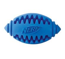 Nerf мяч для регби рифлёный, 10 см