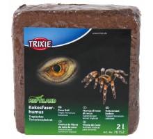 """Trixie кокосовый субстрат для террариумов тип """"Тропики"""", брикет 9 л"""