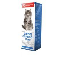 Apicenna капли для кошек Стоп-стресс Плюс
