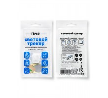 iTrek светово трекер iTrek белый, свет зел/фиолет/бел