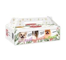 Мнямс мнямс Новогодний набор консервов для собак 220 г 4+2