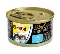 Gimcat консервы для котят из тунца