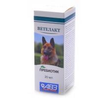 Агроветзащита ветелакт пребиотик для нормализации микрофлоры кишечника у животных, 20 г